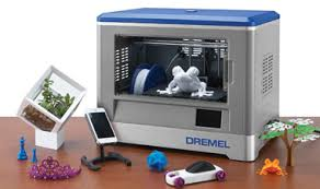 Dremel-3D-Printing-with-projects