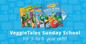 VeggieTales Sunday School