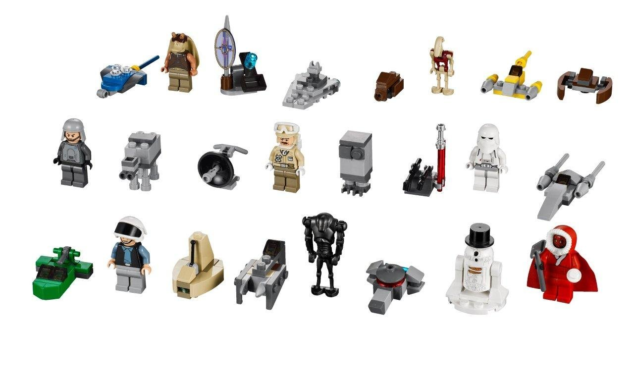 LEGO® Star Wars Advent Calendar 2012
