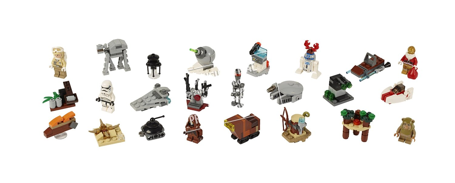 LEGO® Star Wars Mini Models Advent 75097